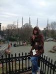 Mushroom style in Istanbul