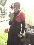 Masquerade- black & red... my favorite ~